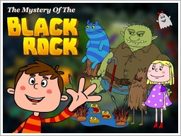 Mystery of the Black Rock