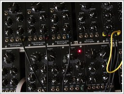 Modular synth - Erica Synths Black series